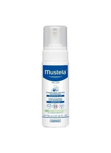 Mustela Mustela Foam Shampoo For Newborns 150 Ml Pembe